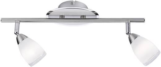 Deckenstrahler LED G9 EEK: A++ (A++ - E) 4 W LeuchtenDirekt Vino 11892-55 Stahl