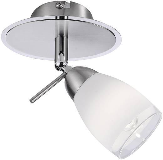 Wandstrahler G9 2 W LED LeuchtenDirekt 11891-55 Stahl