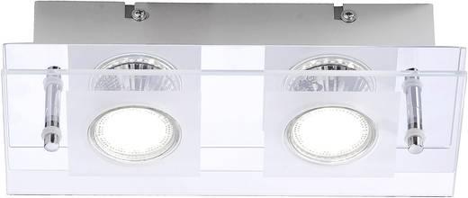 Deckenleuchte LED GU10 6 W LeuchtenDirekt Stefan 11823-17 Chrom
