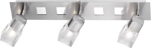 Deckenstrahler Eco Halogen G9 84 W LeuchtenDirekt Milia 11783-55 Stahl