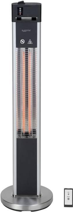 Terasové topení Sygonix AH16110CVR-2, 800 W, 1600 W, 12 m²