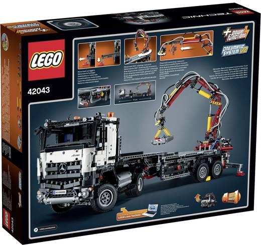 lego technic 42043 mercedes benz arocs 3245 kaufen. Black Bedroom Furniture Sets. Home Design Ideas