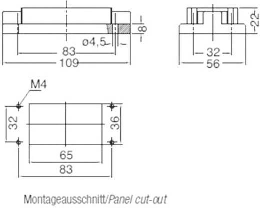 Steckergehäuse HIP.10/24.AG 1-1102647-5 TE Connectivity 1 St.