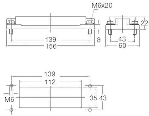 Anbaugehäuse HIP.24/64.AG.M6 1-1102626-5 TE Connectivity 1 St.