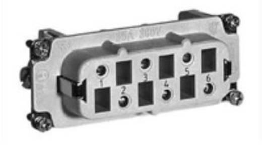 Stifteinsatz HSB 1-1104207-1 TE Connectivity Gesamtpolzahl 6 + PE 1 St.