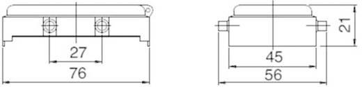 Schutzkappe mit Fangschnur für Gehäuseunterteil HB.10.SKP TE Connectivity Inhalt: 1 St.