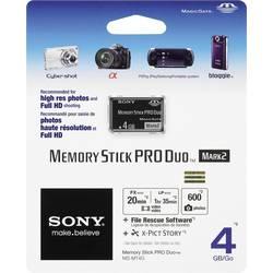 MemorySick® PRO Duo, 4 GB, Sony Pro Duo