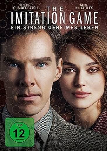 DVD The Imitation Game Ein streng geheimes Leben FSK: 12