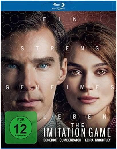 blu-ray The Imitation Game Ein streng geheimes Leben FSK: 12