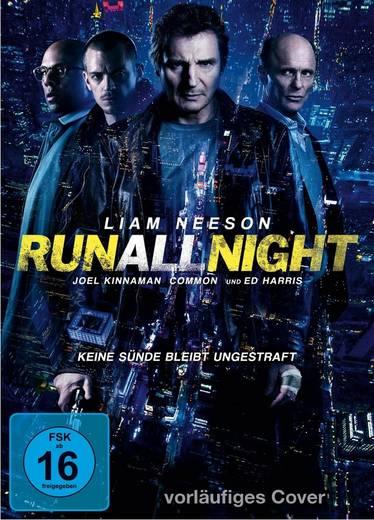 DVD Run All Night FSK: 16