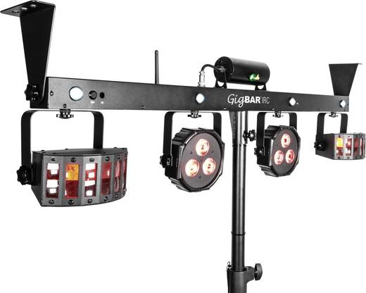 CHAUVET DJ Gigbar IRC EU 4-in1 LED Bar inkl. Stativ