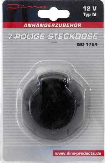 Stecker [Steckdose 7polig - Stecker 7polig] DINO 130078 ABS Kunststoff
