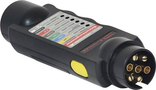 Beleuchtungstester für Anhänger Steckdose & Stecker 12 V DINO 130081 ...