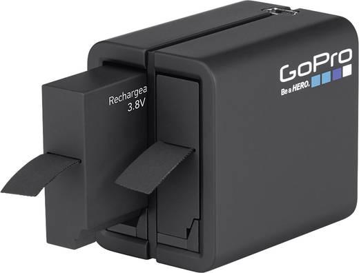 Dual-Ladegerät GoPro Chargeur de batterie double + batterie AHBBP-401