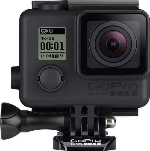 Gehäuse GoPro Blackout AHBSH-401
