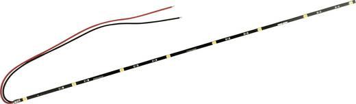 Conrad Components LED-Streifen mit offenem Kabelende 12 V 33 cm Warm-Weiß 1343331