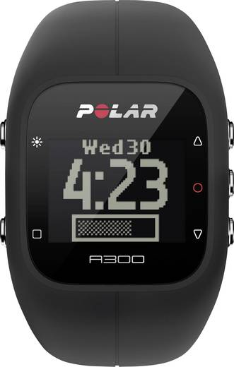Polar A300 HR Fitness-Tracker Uni Schwarz