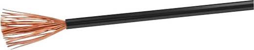 Schlauchleitung H05V-K 1 x 1 mm² Schwarz VOKA Kabelwerk H05VK1SW 100 m