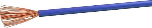 Schlauchleitung H05V-K 1 x 1 mm² Blau VOKA Kabelwerk H05VK1BL 100 m