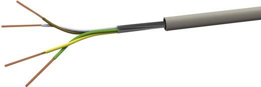 VOKA Kabelwerk LiYY Steuerleitung 4 x 0.14 mm² Grau (RAL 7001) LIYY4X14 100 m