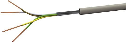 VOKA Kabelwerk LiYY Steuerleitung 4 x 0.75 mm² Grau (RAL 7001) LIYY4X075 100 m