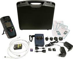 Tester pro instalaci kabelů Gigabit LAN sítí, s funkcí diagnostiky sítě Softing NX1400, Kalibrováno dle bez certifikátu