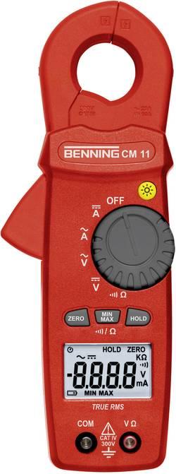 Digitální proudové kleště, multimetr Benning CM 11