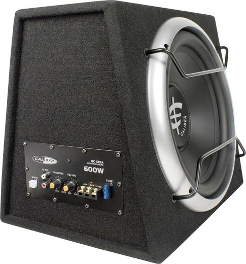 caliber audio technology bc112sa auto subwoofer aktiv 600. Black Bedroom Furniture Sets. Home Design Ideas
