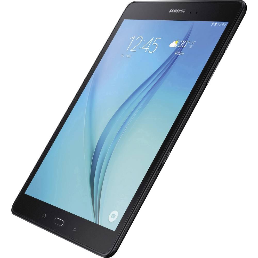 samsung galaxy tab a 9 7 tablette android 9 7 pouces 16 go wifi noir qualco sur le site. Black Bedroom Furniture Sets. Home Design Ideas
