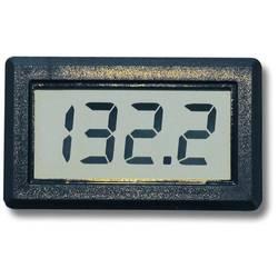 Digitálne vstavané panelové meradlo Beckmann & Egle EX2071, 0 - 199,9 V/DC