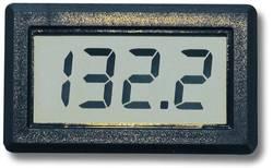 Image of Beckmann & Egle EX2068 Digitales Einbaumessgerät, Messbereich 0 - 199,9 mV, Spannungs-Panelmeter, Einbaumaße 46 x 26.5