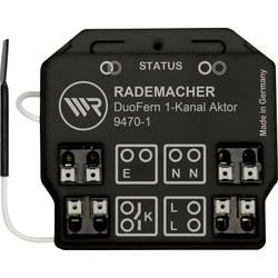 Spínač / vypínač pod omietku Rademacher Rademacher DuoFern 35140261, 1-kanálový