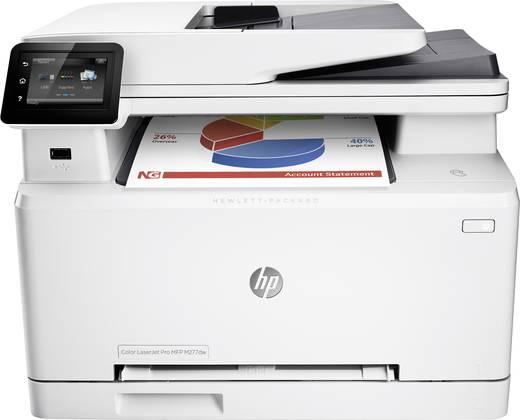 HP Color LaserJet Pro MFP M277dw Farblaser-Multifunktionsdrucker A4 Drucker, Scanner, Kopierer, Fax LAN, WLAN, NFC, Dupl