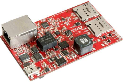 Entwicklungsboard Round Solutions EVK-PCB-HEDGN-R1501