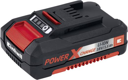 Werkzeug-Akku Einhell Power-X-Change 18V 1,5Ah 4511340 18 V 1.5 Ah Li-Ion