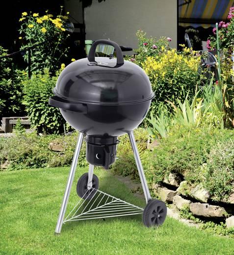 kugel holzkohle grill tepro garten baytown thermometer im deckel grill fl che durchmesser 440. Black Bedroom Furniture Sets. Home Design Ideas