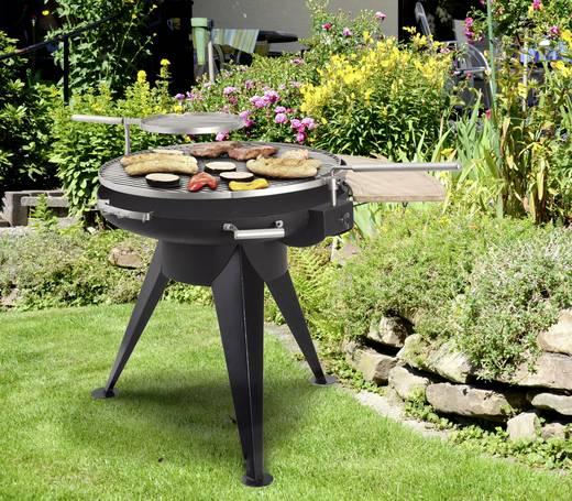 rund holzkohle grill tepro garten cranford grill fl che durchmesser 760 mm schwarz. Black Bedroom Furniture Sets. Home Design Ideas