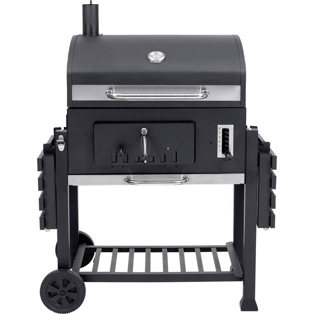 bbq trolley charcoal grill tepro garten toronto xxl. Black Bedroom Furniture Sets. Home Design Ideas