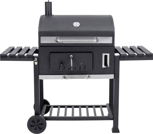 grillwagen holzkohle grill tepro garten barbecue roulettes toronto xxl thermometer im deckel. Black Bedroom Furniture Sets. Home Design Ideas