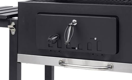 Tepro 1124 Toronto Xxl Holzkohlegrill Test : Tepro garten toronto xxl grillwagen holzkohle grill thermometer im