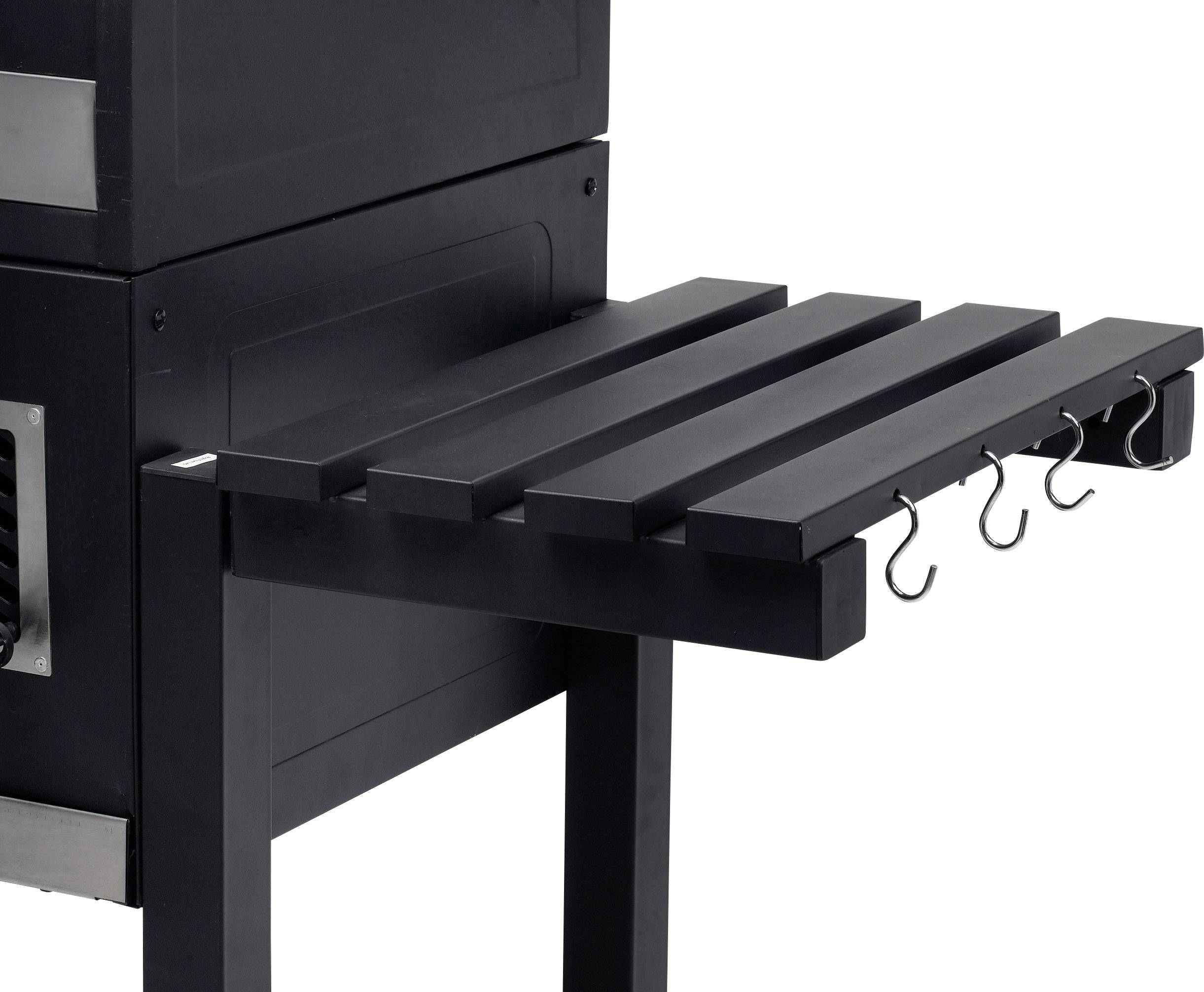 Tepro Holzkohlegrill Toronto Xxl Zubehör : Tepro garten toronto xxl grillwagen holzkohle grill thermometer im