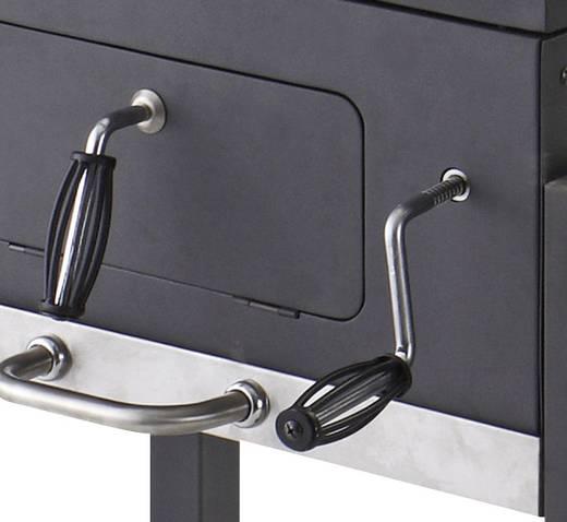 grillwagen holzkohle grill tepro garten toronto xxl thermometer im deckel schwarz edelstahl kaufen. Black Bedroom Furniture Sets. Home Design Ideas