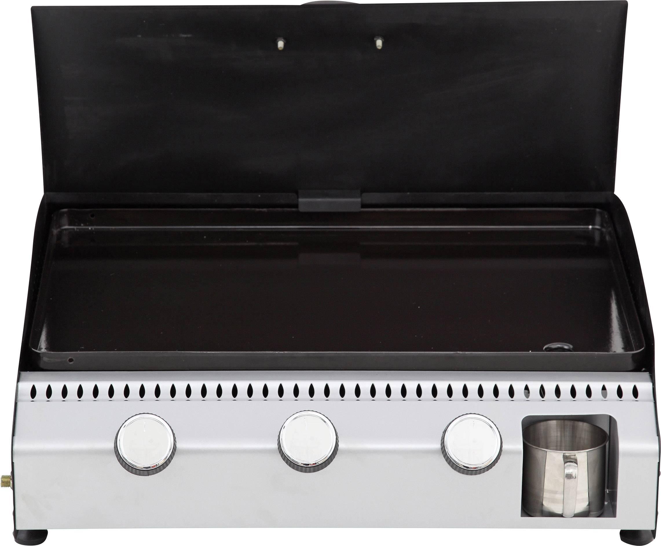 Plancha Für Gasgrill : Verycook u plancha servier grillwagen rückwand holz metall