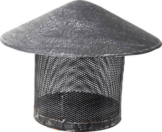 Rund feuerstelle tepro garten jacksonville schwarz grau for Garten steine schwarz