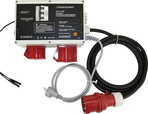 Gossen Metrawatt AT 3 II S32 CEE-Messadapter 32 AT 3 II S32, Z745X