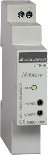 Gossen Metrawatt U180B M-Bus-Schnittstelle zu den Energiezählern U181x ...U189x, U180B