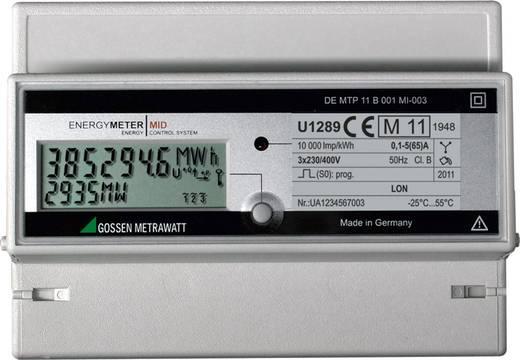 Gossen Metrawatt U1289_V012 Drehstromzähler digital 65 A MID-konform: Ja