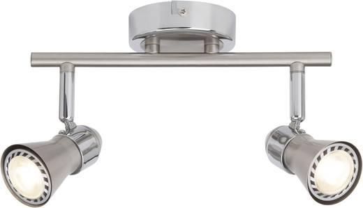Deckenstrahler LED GU10 10 W Brilliant Sanny G15413/77 Chrom