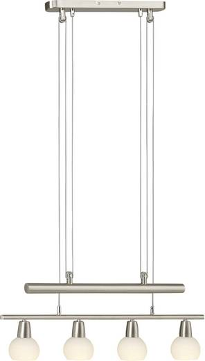 Pendelleuchte LED E14 12 W Brilliant Philo G16372/13 Eisen