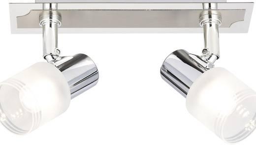 Deckenstrahler LED E14 6 W Brilliant Lea G32429/77 Chrom